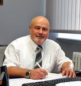 Amtsdirektor Roland Adler