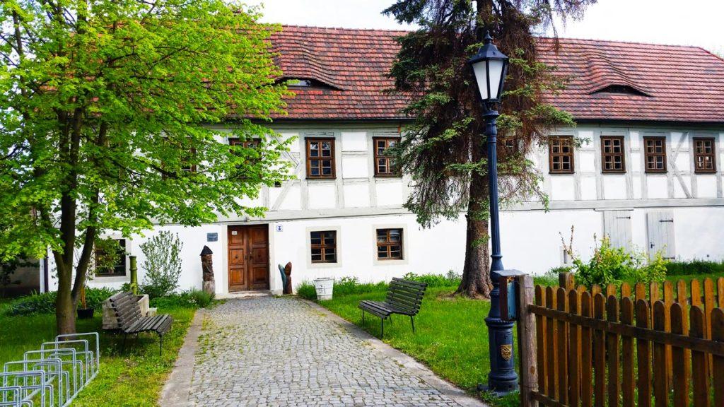 Gutshof Ruhland