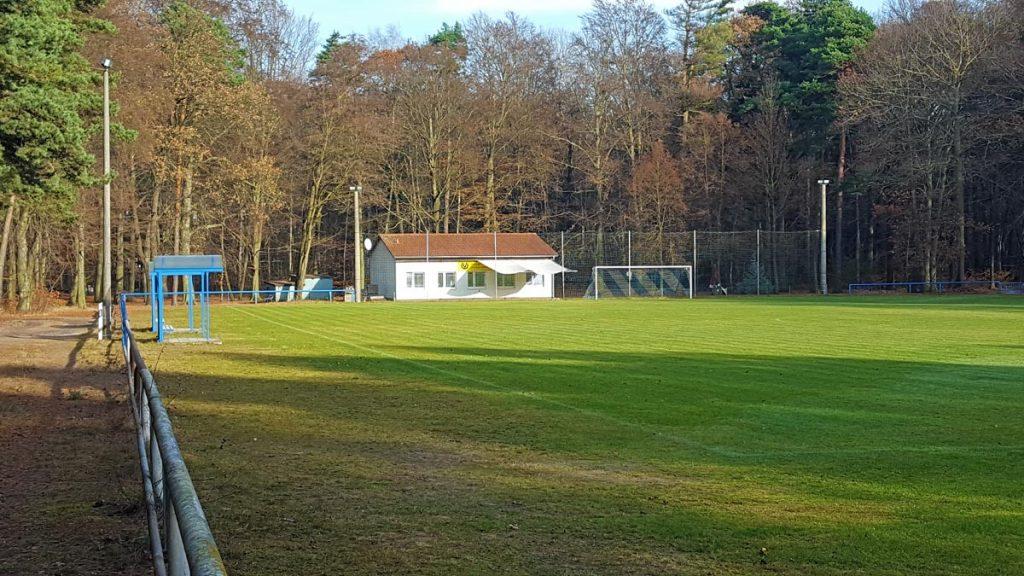 Sportplatz Guteborn